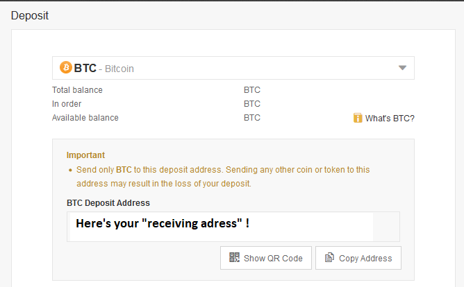 Purchase Bitcoin with credit card on binance