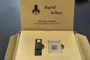 Digital BitBox Delivery Conttent